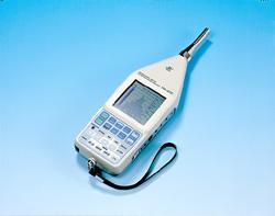 NA-27A 普通騒音計(1/3オクターブ分析器付)