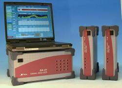SA-01 多チャンネル分析処理器