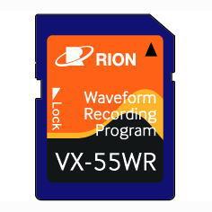 VX-55WR 振動計関連