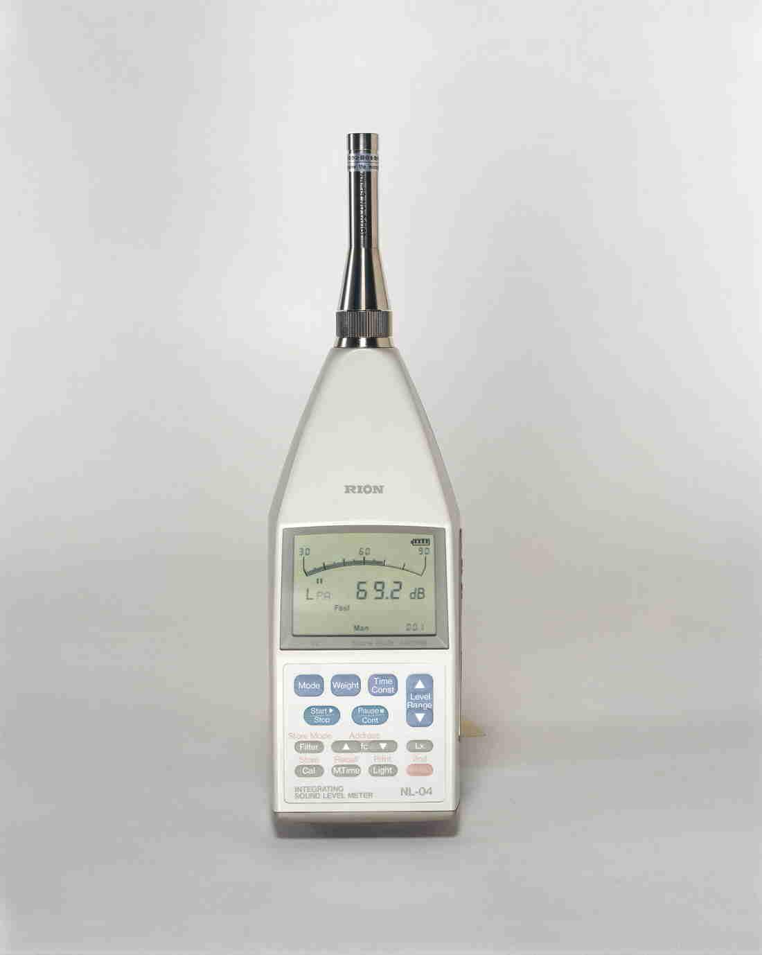 NL-04 積分形普通騒音計