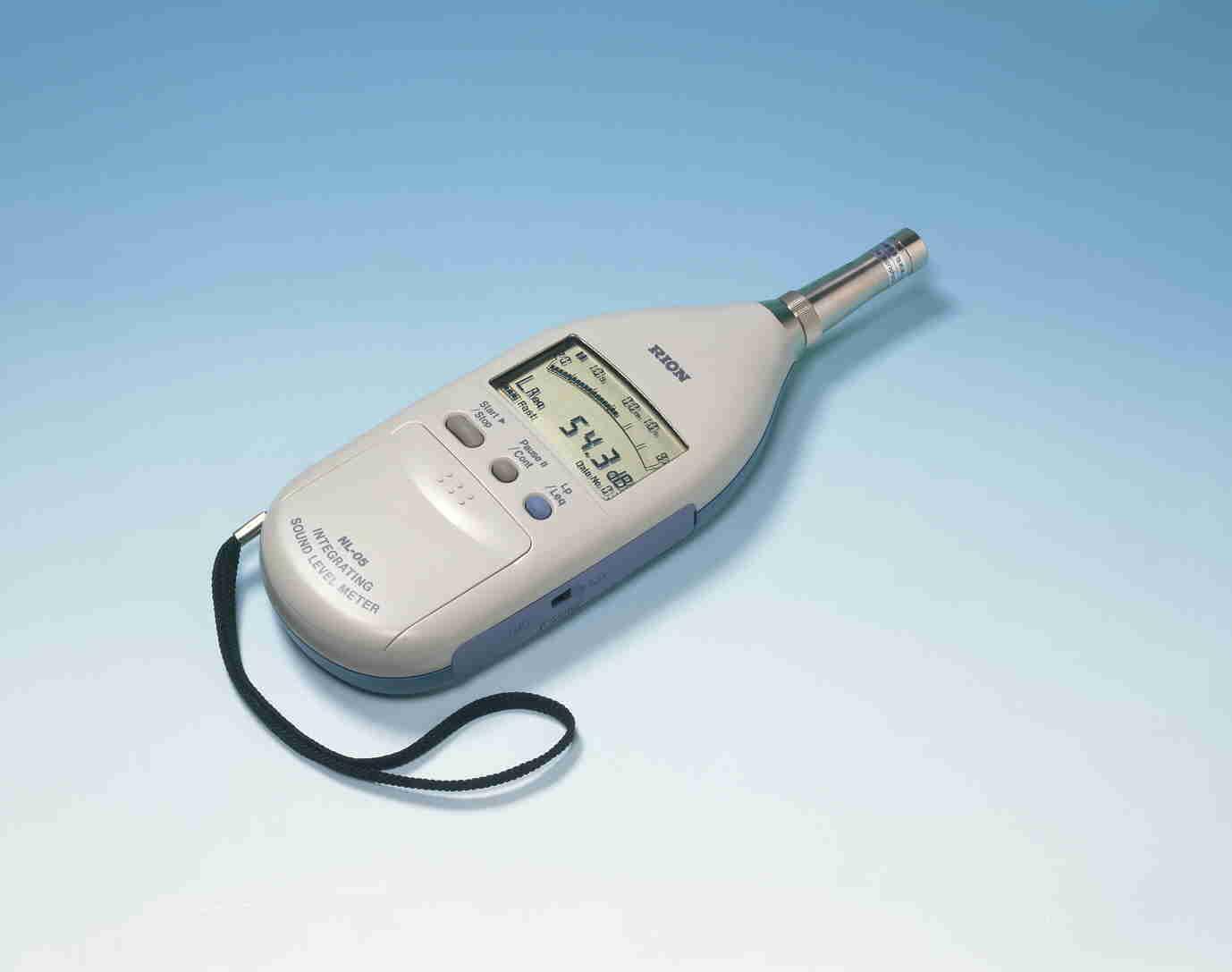 NL-05 積分形普通騒音計