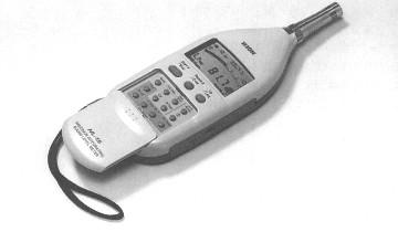 NL-15 積分型精密騒音計