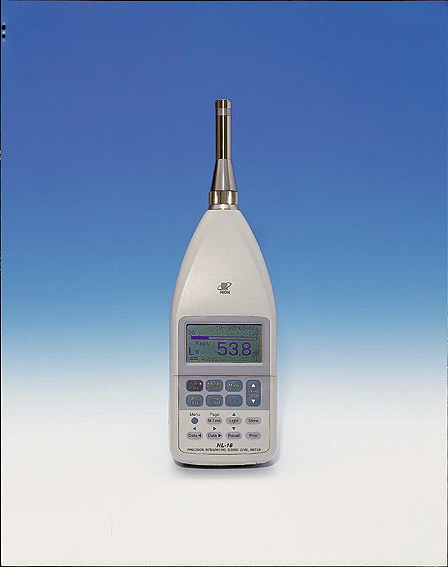 NL-16 積分型精密騒音計